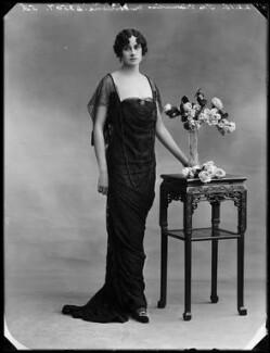 Jean Barbara (née Ainsworth), Viscountess Massereene and Ferrard, by Bassano Ltd - NPG x80499