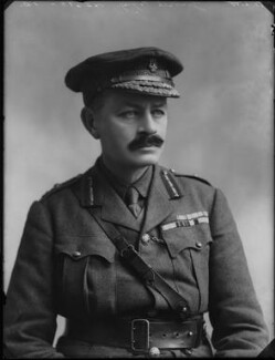 Julian Byng, 1st Viscount Byng of Vimy, by Bassano Ltd, 18 February 1915 - NPG x80513 - © National Portrait Gallery, London