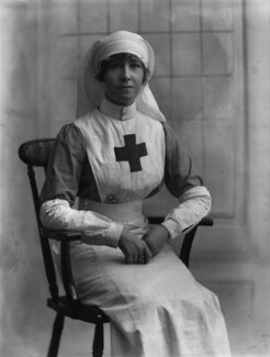 Delia Dorothy (née O'Sullivan), Lady Lucas, by Bassano Ltd - NPG x80847