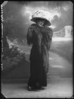 Lilian Mabel Alice ('Mabs') (née Roussel), Lady Richmond Brown, by Bassano Ltd - NPG x81047