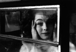 Shirley Anne Field, by Michael Ward - NPG x46557