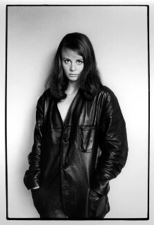 Sarah Miles, by Michael Ward - NPG x76661