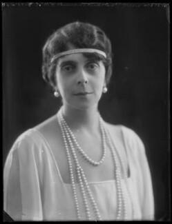 Princess Elena of Greece and Denmark (née Grand Duchess Elena Vladimirovna of Russia), by Bassano Ltd, 16 June 1922 - NPG x81387 - © National Portrait Gallery, London