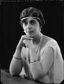 Princess Elena of Greece and Denmark (née Grand Duchess Elena Vladimirovna of Russia), by Bassano Ltd, 16 June 1922 - NPG x81390 - © National Portrait Gallery, London