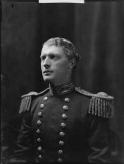 Edward Priaulx Tennant, 1st Baron Glenconner, by H. Walter Barnett - NPG x81402