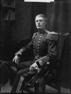 Edward Priaulx Tennant, 1st Baron Glenconner, by H. Walter Barnett - NPG x81403