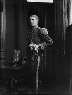 Edward Priaulx Tennant, 1st Baron Glenconner, by H. Walter Barnett - NPG x81404
