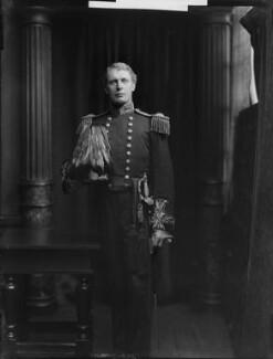 Edward Priaulx Tennant, 1st Baron Glenconner, by H. Walter Barnett - NPG x81405