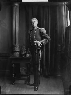 Edward Priaulx Tennant, 1st Baron Glenconner, by H. Walter Barnett - NPG x81406