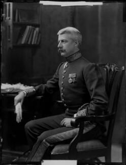 George Wyndham, by Henry Walter ('H. Walter') Barnett, 1903 - NPG x81407 - © National Portrait Gallery, London