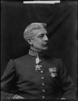 George Wyndham, by H. Walter Barnett - NPG x81413