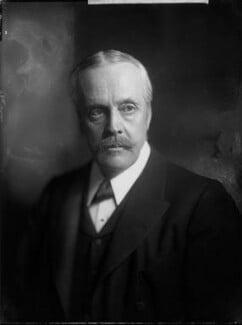 Arthur James Balfour, 1st Earl of Balfour, by H. Walter Barnett - NPG x81438