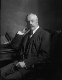 Arthur James Balfour, 1st Earl of Balfour, by H. Walter Barnett - NPG x81442