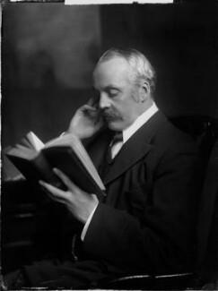 Arthur James Balfour, 1st Earl of Balfour, by H. Walter Barnett - NPG x81443