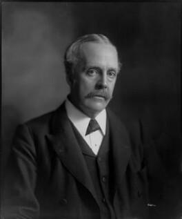 Arthur James Balfour, 1st Earl of Balfour, by H. Walter Barnett - NPG x81444