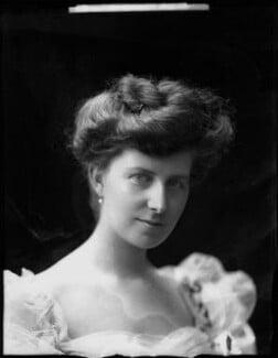 Ivy Muriel (née Dundas), Lady Chamberlain, by H. Walter Barnett - NPG x81469