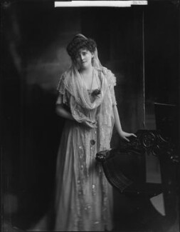 Frances Evelyn ('Daisy') Greville (née Maynard), Countess of Warwick, by H. Walter Barnett - NPG x81485
