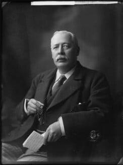 Evelyn Baring, 1st Earl of Cromer, by H. Walter Barnett - NPG x81515