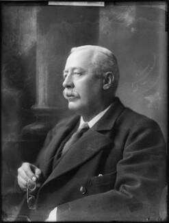 Evelyn Baring, 1st Earl of Cromer, by H. Walter Barnett - NPG x81516