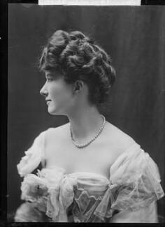 Ethel Matthews, by H. Walter Barnett - NPG x81521