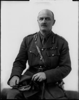 Edmund Henry Hynman Allenby, 1st Viscount Allenby, by Henry Walter ('H. Walter') Barnett, 1900-1920 - NPG x81625 - © National Portrait Gallery, London