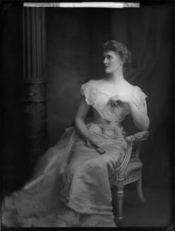 Katherine Georgiana Louisa (née Thynne), Countess of Cromer, by H. Walter Barnett - NPG x81656