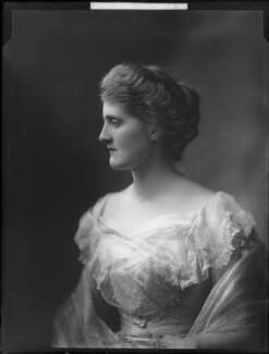 Katherine Georgiana Louisa (née Thynne), Countess of Cromer, by H. Walter Barnett - NPG x81658