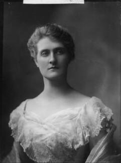 Katherine Georgiana Louisa (née Thynne), Countess of Cromer, by H. Walter Barnett - NPG x81659