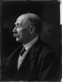 Thomas Hardy, by H. Walter Barnett - NPG x81692