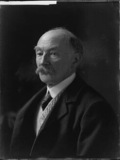 Thomas Hardy, by H. Walter Barnett - NPG x81693