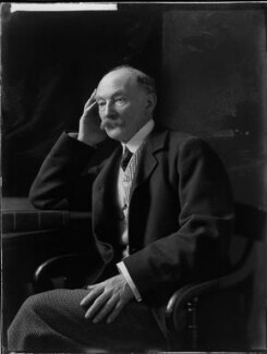 Thomas Hardy, by H. Walter Barnett - NPG x81695