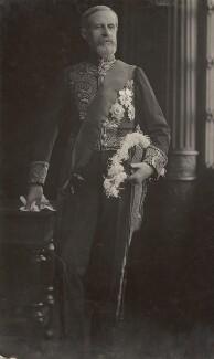 John Campbell Hamilton-Gordon, 1st Marquess of Aberdeen and Temair, by Henry Walter ('H. Walter') Barnett, 1910-1920 - NPG x45244 - © National Portrait Gallery, London