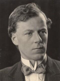 Sir Arthur Strettell Comyns Carr, by H. Walter Barnett - NPG x45259