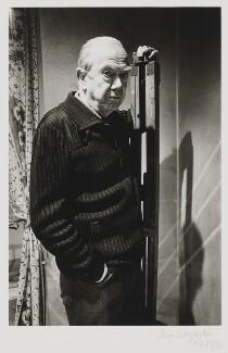 Graham Greene, by Jan Siegieda - NPG x8513
