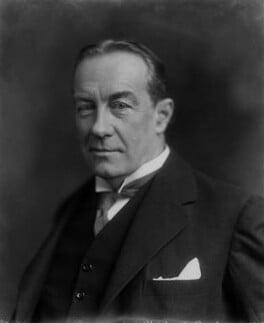 Stanley Baldwin, 1st Earl Baldwin, by Vandyk, 1 February 1927 - NPG x8522 - © National Portrait Gallery, London