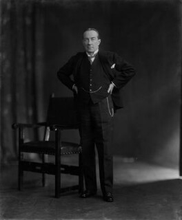 Stanley Baldwin, by Vandyk - NPG x8524