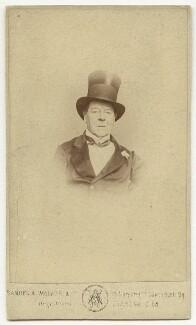 Paul John Bedford, by Samuel Alexander Walker - NPG x87001