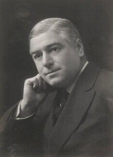 James Stevenson, 1st Baron Stevenson, by Walter Stoneman - NPG x87026