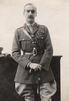Sir Adrian Carton de Wiart, by H. Walter Barnett - NPG x45273
