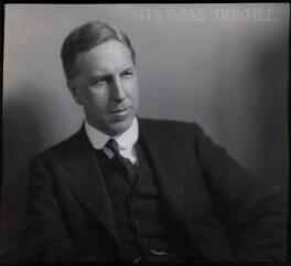 Thomas Frederick Dunhill, by Herbert Lambert - NPG x87142