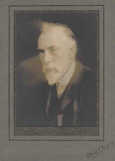 Lucien Alphonse Legros, by Elliott & Fry - NPG x87226