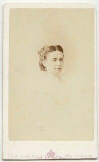 Augusta Clementina (née Carrington), Lady Blythswood, by Augustin Aimé Joseph Le Jeune - NPG x8724