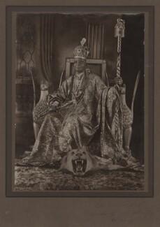 Ladapo Samuel Ademola II, King of Abeokuta, by Unknown photographer - NPG x87241