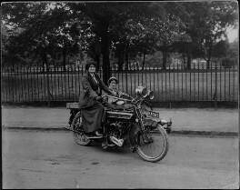 Elsie Knocker (Baroness T'Serclaes); Mairi Chisholm, by S.A. Chandler - NPG x87249