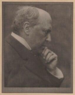 Henry James, by Alvin Langdon Coburn, 12 June 1906 - NPG x87255 - © The Universal Order