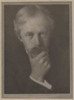 Arthur William Symons, by Alvin Langdon Coburn - NPG x87257