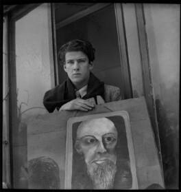 Lucian Freud, by Francis Goodman - NPG x87288