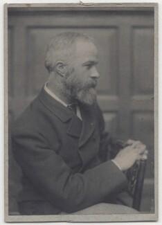 Edward Clifford, by Frederick Hollyer - NPG x87310