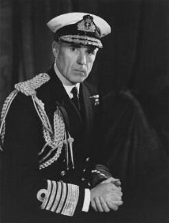 Sir Caspar John, by Walter Bird - NPG x87330