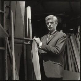 Michael Caine, by Francis Goodman, July 1965 - NPG x87465 - © National Portrait Gallery, London